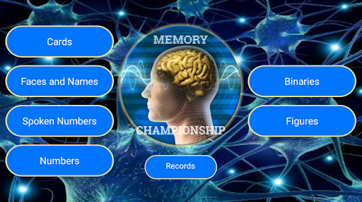 MEMORY TRAINING FOR ADULTS AND OLDER PERSONS 10 screenshots 1