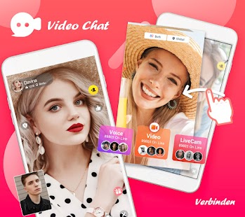 Tumile - Video Chat & neue Freunde finden Screenshot