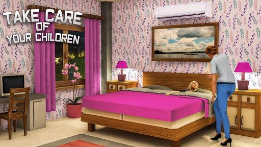 Virtual Family Simulator: house renovation games  screenshots 2