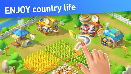 Goodville  Farm Game Adventure Apk Download 5