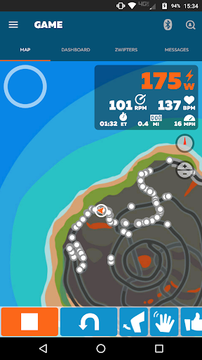 Zwift Companion 3.19.1 Screenshots 2