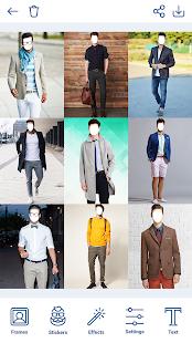 Man Hairstyles Photo Editor 1.8.8 Screenshots 14