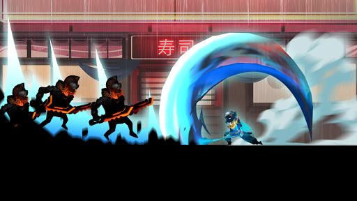 Cyber Fighters: League of Cyberpunk Stickman 2077 1.10.14 screenshots 8