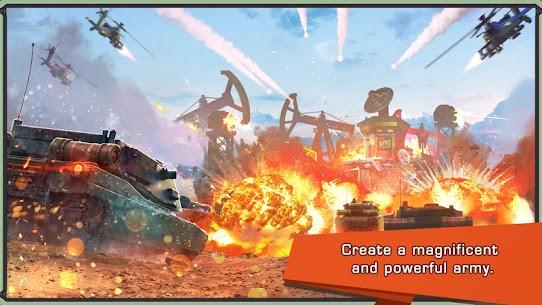 Iron Desert – Fire Storm 6.5 Apk 3