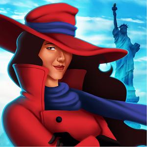 Carmen Stories: Detective Game