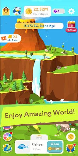 Evolution Idle Tycoon - Earth Builder Simulator  screenshots 19