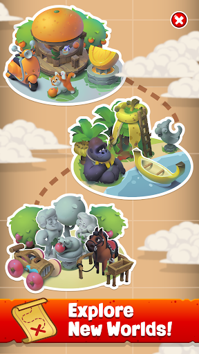 Fruit Master - Adventure Spin & Coin Master Saga  screenshots 6