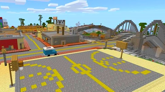 Craft Theft Auto for GTA Mcpe Apk Download 4