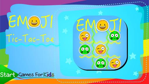 tic tac toe of emoji screenshot 1