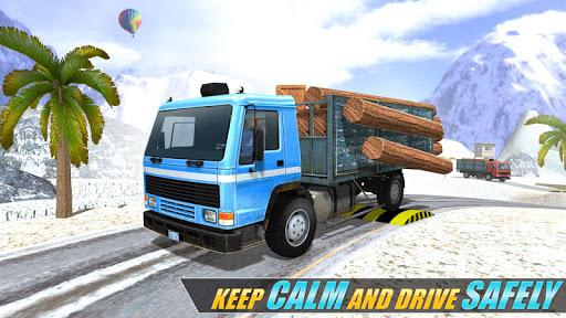 Indian Real Cargo Truck Driver -New Truck Games 21 1.57 screenshots 6