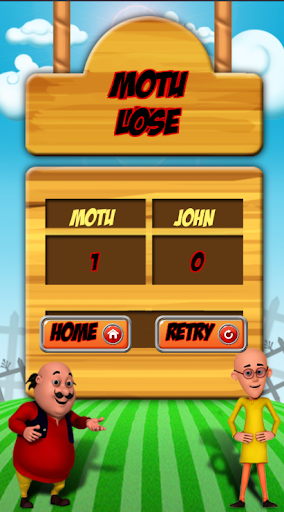 Motu Patlu Snakes & Ladder Game  screenshots 6