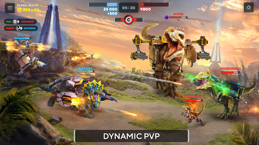 Dino Squad: TPS Dinosaur Shooter 0.10.1 screenshots 6