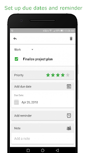 EasyTask: To-do List with Reminder