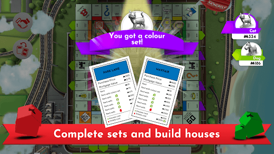 Monopoly – Board game classic about real-estate! (MOD, Paid/Season Pass Unlocked) v1.4.6 4