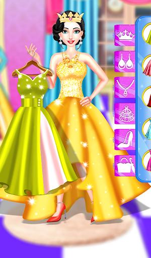 Princess Beauty Makeup Salon - Girls Games 1.0.3 screenshots 13