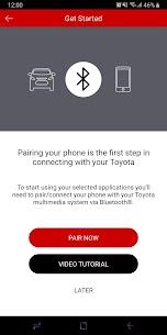 Entune™ 3.0 App Suite Connect 1
