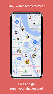 Look2us - dating nearby and worldwide 1.0.56 screenshots 2