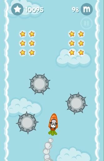 Bunny Goes Boom! Flying Game ud83dude80 apktram screenshots 5