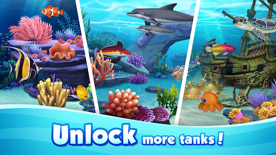 Aqua Blast: Fish Matching 3 Puzzle & Ball Blast 3