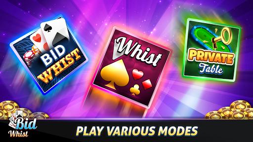 Bid Whist - Best Trick Taking Spades Card Games 12.0 screenshots 7