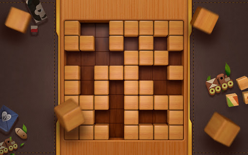 Wood Block Puzzle - 3D 3.0 screenshots 8