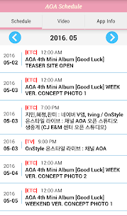 AOA Schedule  Apps For Pc (Windows & Mac) | How To Install Using Nox App Player 1