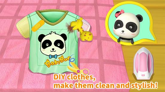 Cleaning Fun - Baby Panda 8.48.00.01 Screenshots 14
