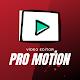 Pro Motion - Video Editor And Slideshow para PC Windows