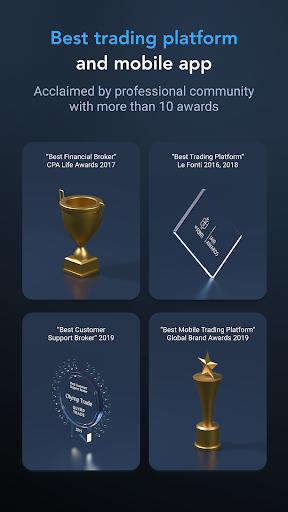 Olymp Trade - Online Trading App  screenshots 4