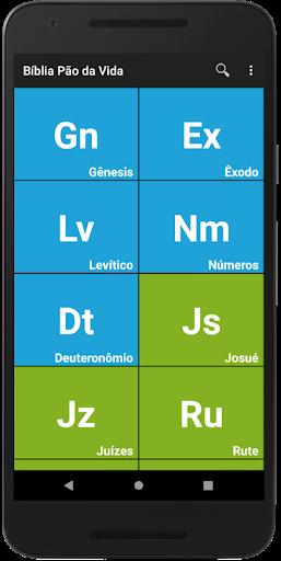Bu00edblia Almeida Linguagem Atualizada - Pu00e3o da Vida 2.3.6 screenshots 1