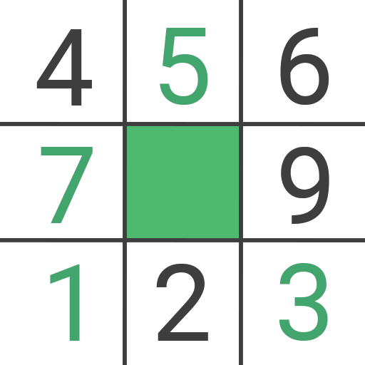 ❇️ Sudoku classic | Free puzzle game | Easy sudoku