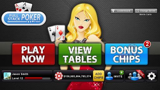 Full Stack Poker 1.61 screenshots 1
