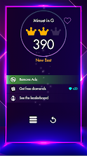 Piano Solo - Magic Dream tiles game 4 screenshot thumbnail