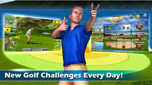 Golden Tee Golf: Online Games 3.30 screenshots 7