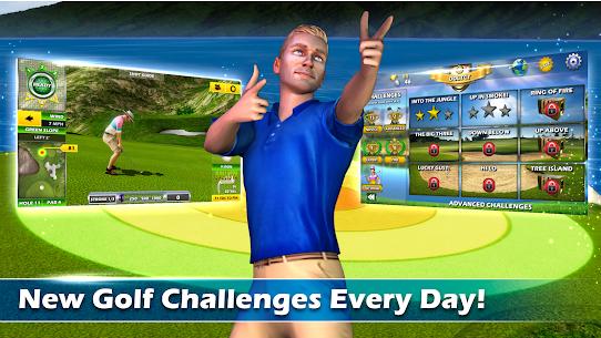 Golden Tee Golf: Online Games APK Download 7