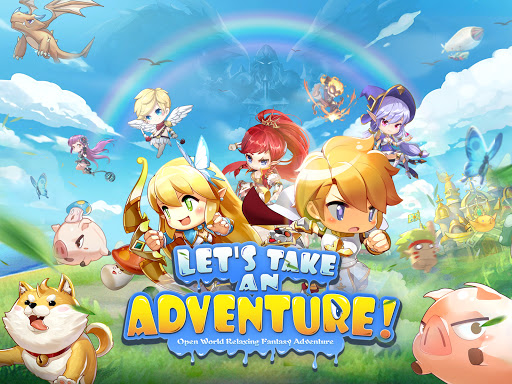 Rainbow Story: Fantasy MMORPG  screenshots 8