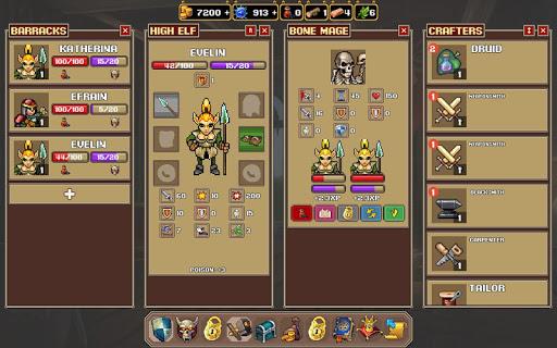 Royal Merchant: Shop Sim RPG 0.882 screenshots 17