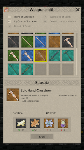 Heroes and Merchants RPG apkslow screenshots 5