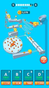 Balls Rollerz Idle 3D Puzzle MOD (Unlimited Gold Coins/Diamonds) 4