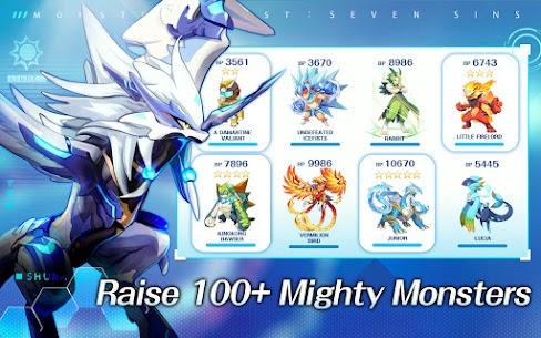 Monster Quest MOD Apk 1.0.5 (Unlimited Money) 2