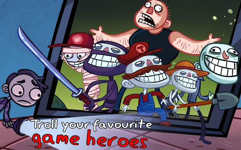 Troll Face Quest: Video Games 2.2.3 Screenshots 14