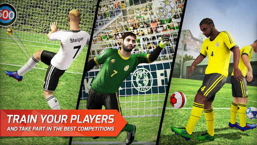 Final kick 2020 Best Online football penalty game android2mod screenshots 4
