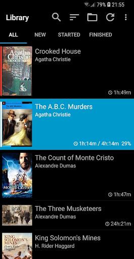 Smart AudioBook Player Apkfinish screenshots 7