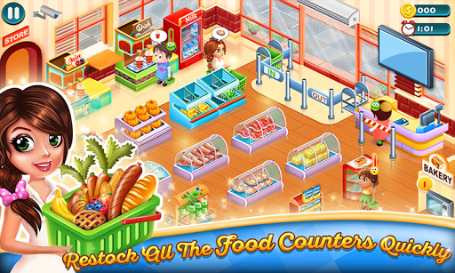 supermarket tycoon screenshot 2
