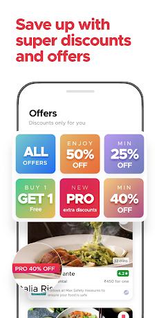 Zomato - Online Food Delivery & Restaurant Reviewsのおすすめ画像5