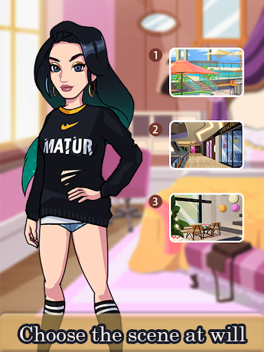 Vlinder Storyuff1aDress up Fashion Games 1.0.13 screenshots 10