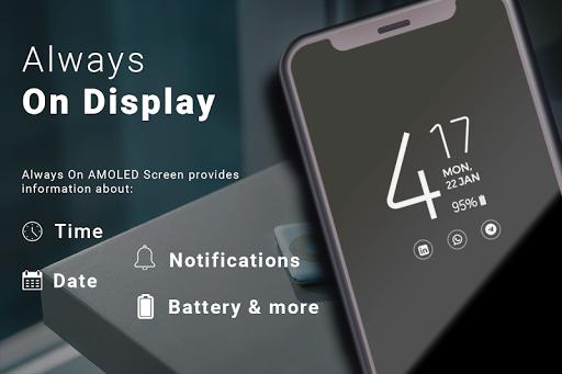 Always on Display - AMOLED Wallpapers 1.0.33 Screenshots 2