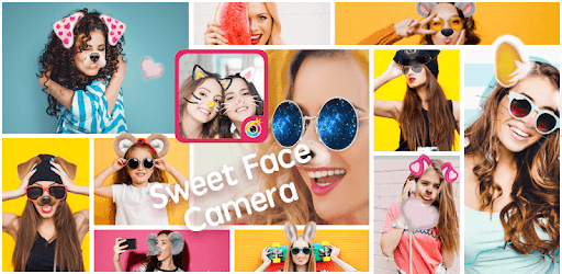 Sweet Face Camera - Live Face Filters for Snapchat .APK Preview 0