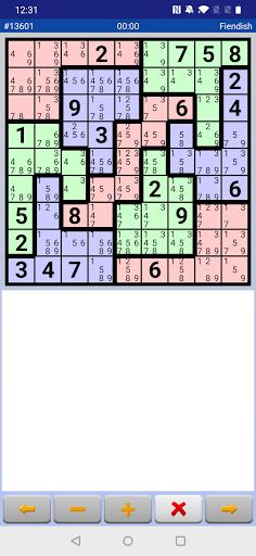 Sudoku 10'000 Free 8.2.1 screenshots 8