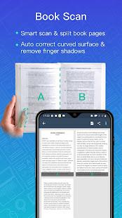 CamScanner Pro Book Scan